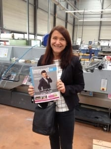 Centre Impression, un imprimeur au cœur des nouvelles technologies !