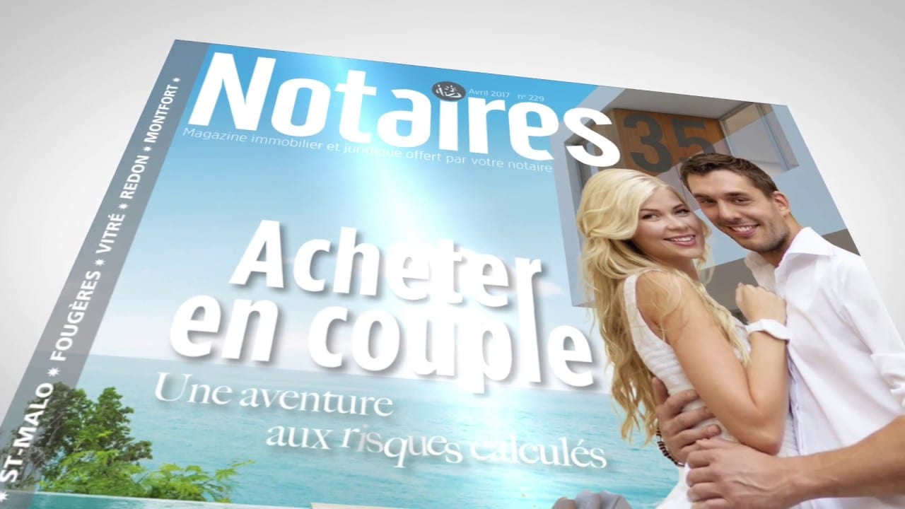 Magazine des Notaires & Immonot d'avril 2017