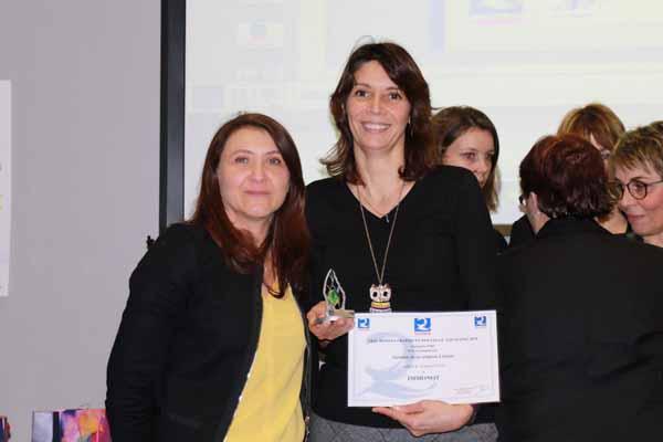 Immonot reçoit «le Prix Bonnes Pratiques 2018» pour la catégorie PME