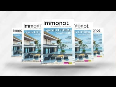 Immonot Magazine – Printemps Été 2019